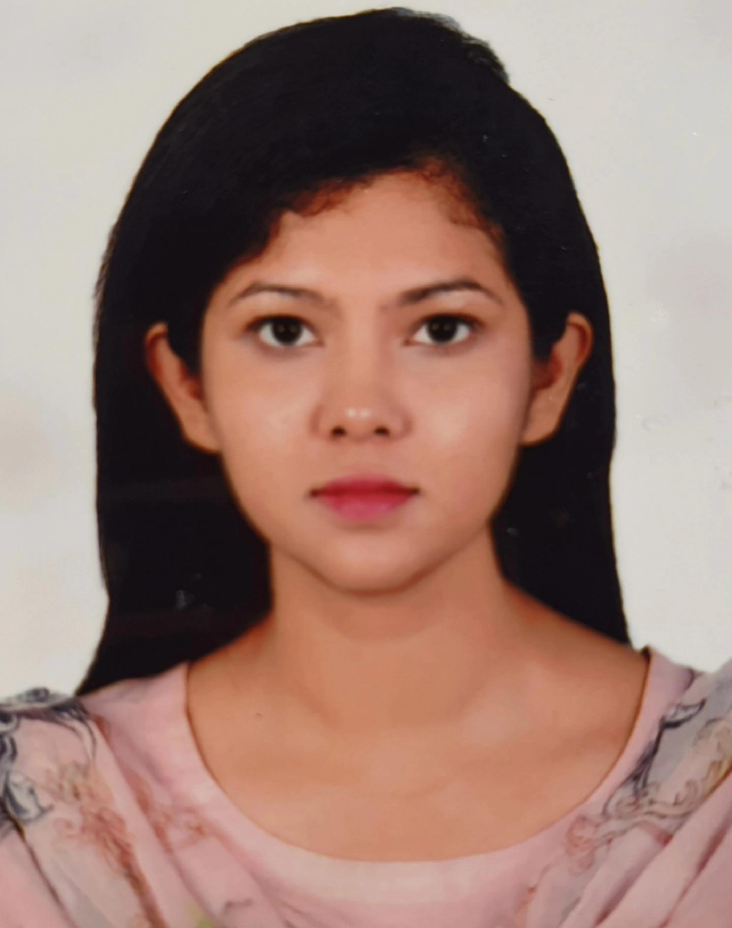 Ms. Nujhat Anjum Ani
