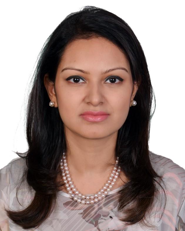 Ms. Tasneem Bareen Hasan